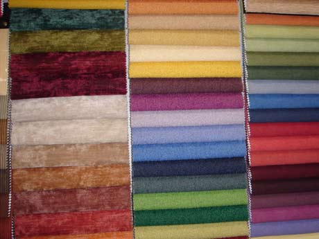 Wide range of colours to choose from